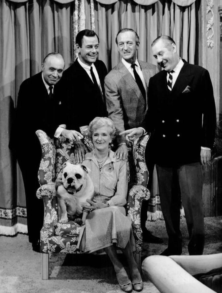 gli inafferrabili The_Rogues_cast_1964